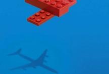 Lego - Advertising / Campagnes publicitaires avec les différents outils de communication