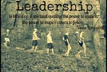 Leadership / Dream. Do. Lead. Inspire.
