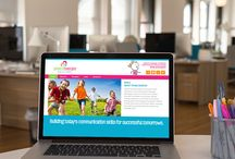 Website Design / We create great content management websites using wordpress for general sites and ecommerce sites.