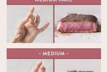 Braten / Steaks