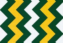 Green Chevron / by Ooh Baby
