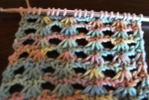 Crafts / crochet / Tunesian