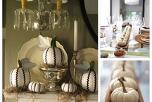 Fall Decorating / by Tracey Gombold Bell