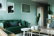 Color habitación