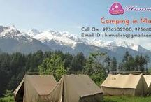 #camping in Manali - himvalley