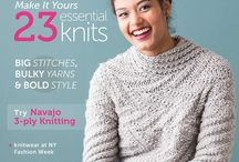 Mags - Knit Purl