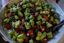 Salad recipes / by Stephanie Rousso