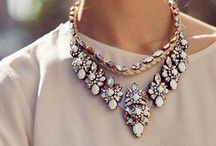 Accessorize: Jewelry, Scarves, and Accents / office-appropriate jewelery to spice up your look, work jewelry, accessorize, statement pieces, necklace for work outfit, pearls, earrings, work appropriate jewlery, scarves, women's watches for work