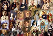 Santos e Santas da Igreja Católica