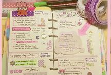 diary-planner ♥¸¸.•*¨*•♫♪