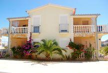 Jadran Apartmanház Horvátország Vir sziget / Horvát tengerparti nyaralás