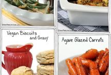 Getting ready for the Holidays! / Delicious vegan recipes for the holidays