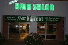 MILAS SALONS / Full Service Hair Salon - Eyelash Extensions - Hair Extensions