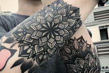 Τατουάζ mandala