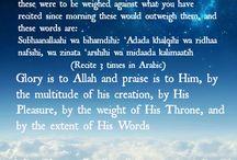 ISLAM / Islam, hadith , prophet , muslim