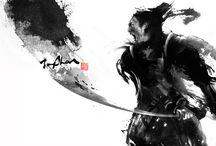 Vettähylkivät samurait