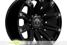 TIS Wheels & TIS Rims And Tires / Collection of TIS Rims & TIS Wheel & Tire Packages