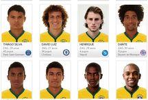 World Cup 2014 Brazil/Copa do Mundo no Brasil 2014