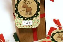 card tags / by Kelly Stewart