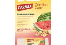 Carmex / Developed by hand in 1937, Carmex has grown to develop some of the world's favourite lip care products. Banish chapped and sore lips with a selection of flavoured and original lip balms.