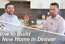 Real Estate 101s / Interviews with the Peak Properties Group agents on what to see, do, and expect in the Denver Metro real estate market!