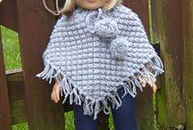 Tricot crochet poupées