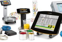 Paint Mixing UEFA EURO 2016 Special / Sartorius makes paint mixing easy, fast and reliable: In addition to our Industry Standard Line of paint mixing scales and terminals, we provide you with top services and all the accessories you need!
