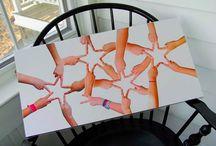 Artwork inspiration for AOP
