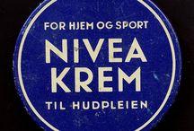 Nivea for ever / Nivea cream