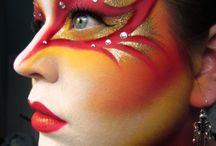 Disney Costume & Make-up Ideas