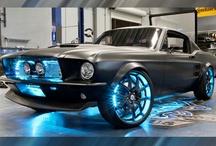 Mustangs = my fav