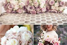 Flores mano novias