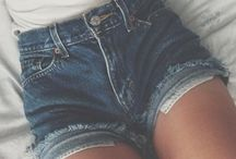 High Waist Shorts / Need some inspiration, suggest places to buy them too(:
