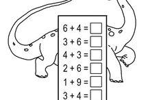 Matematika 1.osztály