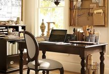 Interiors: Home Office