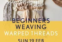 TWW / Weaving Workshops Warped Threads