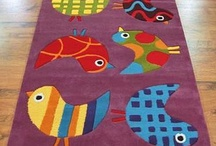Children's rug options / Great selection of rugs for children's libraries