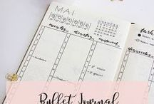 Bullet Journal Ideen und Inspi