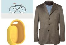 Cycling Style / Stylish cycling wear for men