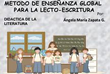 metodo global lectoescritura