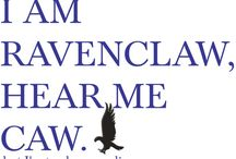 Ravenclaw and proud!!!