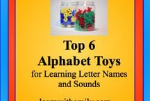 Educational Toys / Educational toys for kids, educational toys for preschoolers, and educational toys for toddlers.