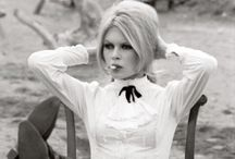 BB is back / Fashion ideas spiced with the 60`s style