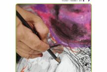 Expressive Art & Therapy / Art Journaling and Expressive Therapy Techniques
