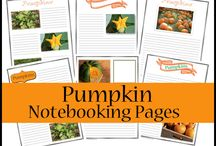 Monthly Themed Printables