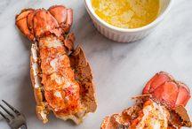 succulent lobster