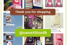 Testimonial / For our complete collection please visit pur instagram account, @sweetttooth