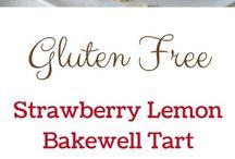 gluten free - deserts
