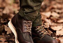 Inspiration - Chaussures / Des photos inspirantes des meilleurs sneakers, chaussures et boots.