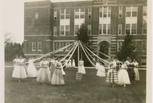 Vermont Colleges / You can also visit http://collegehistorygarden.blogspot.com/ for more information.